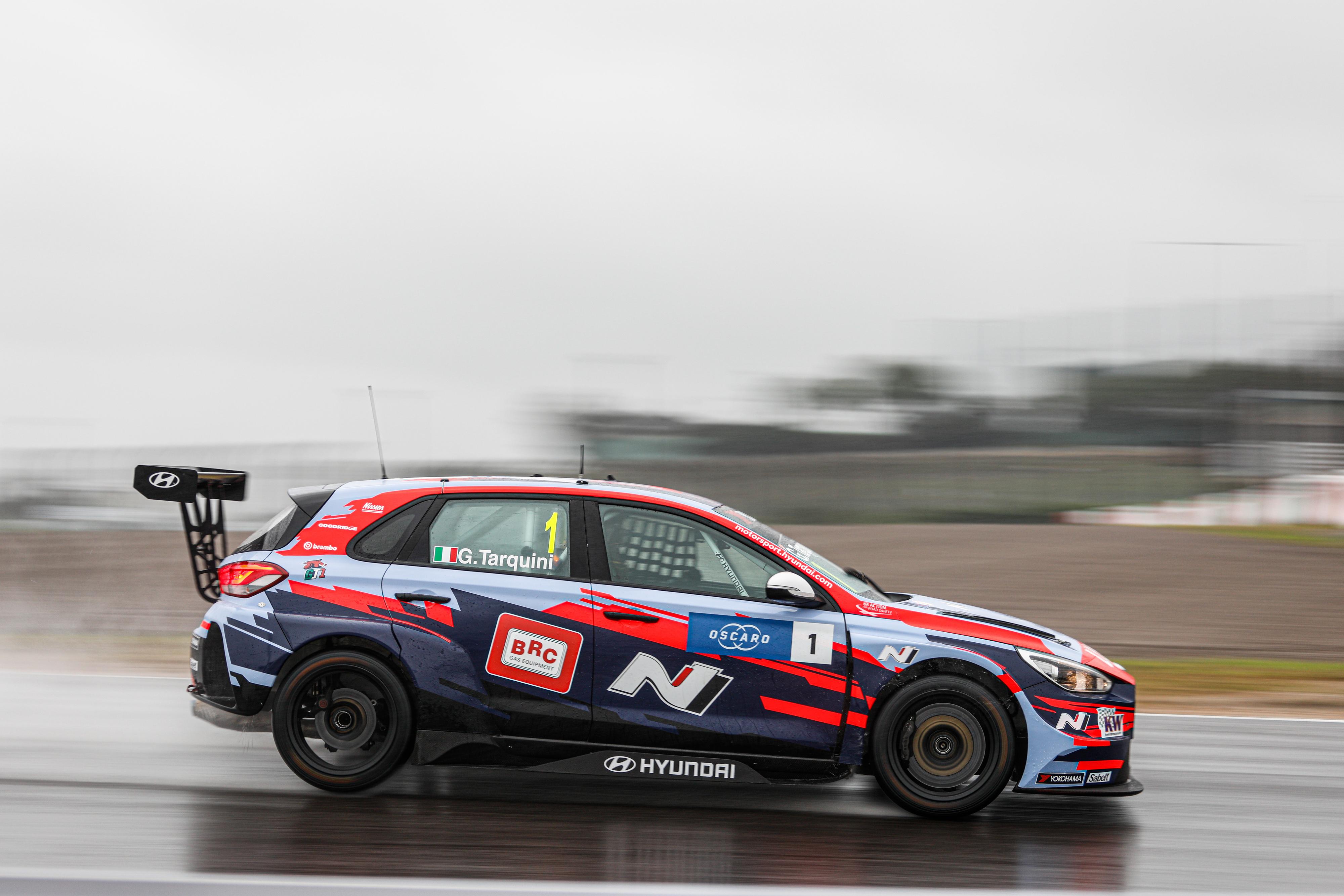 Gabriele Tarquini - Race of Japan - i30 N TCR