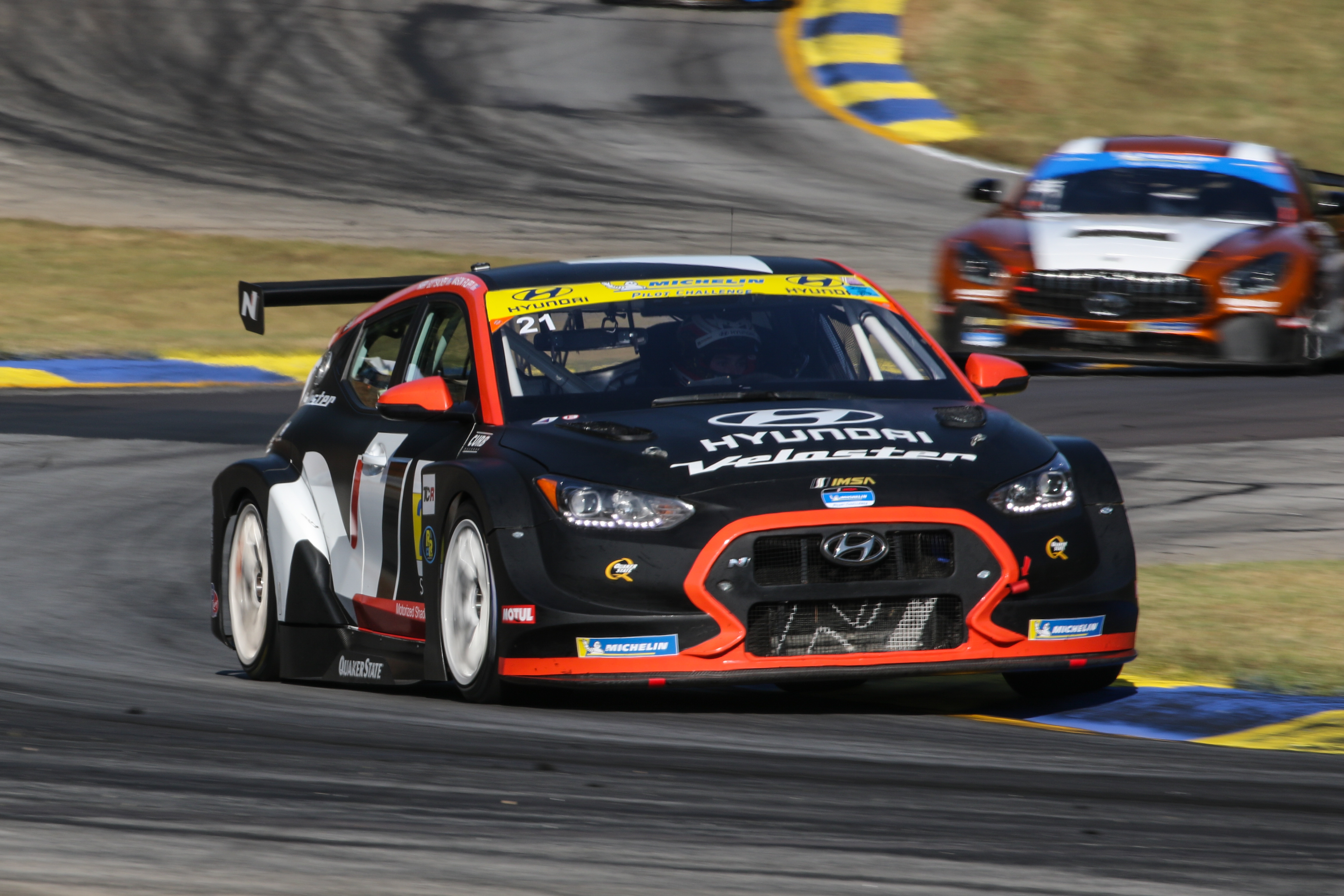 Mason Filippi/Harry Gottsacker - Veloster N TCR - Road Atlanta