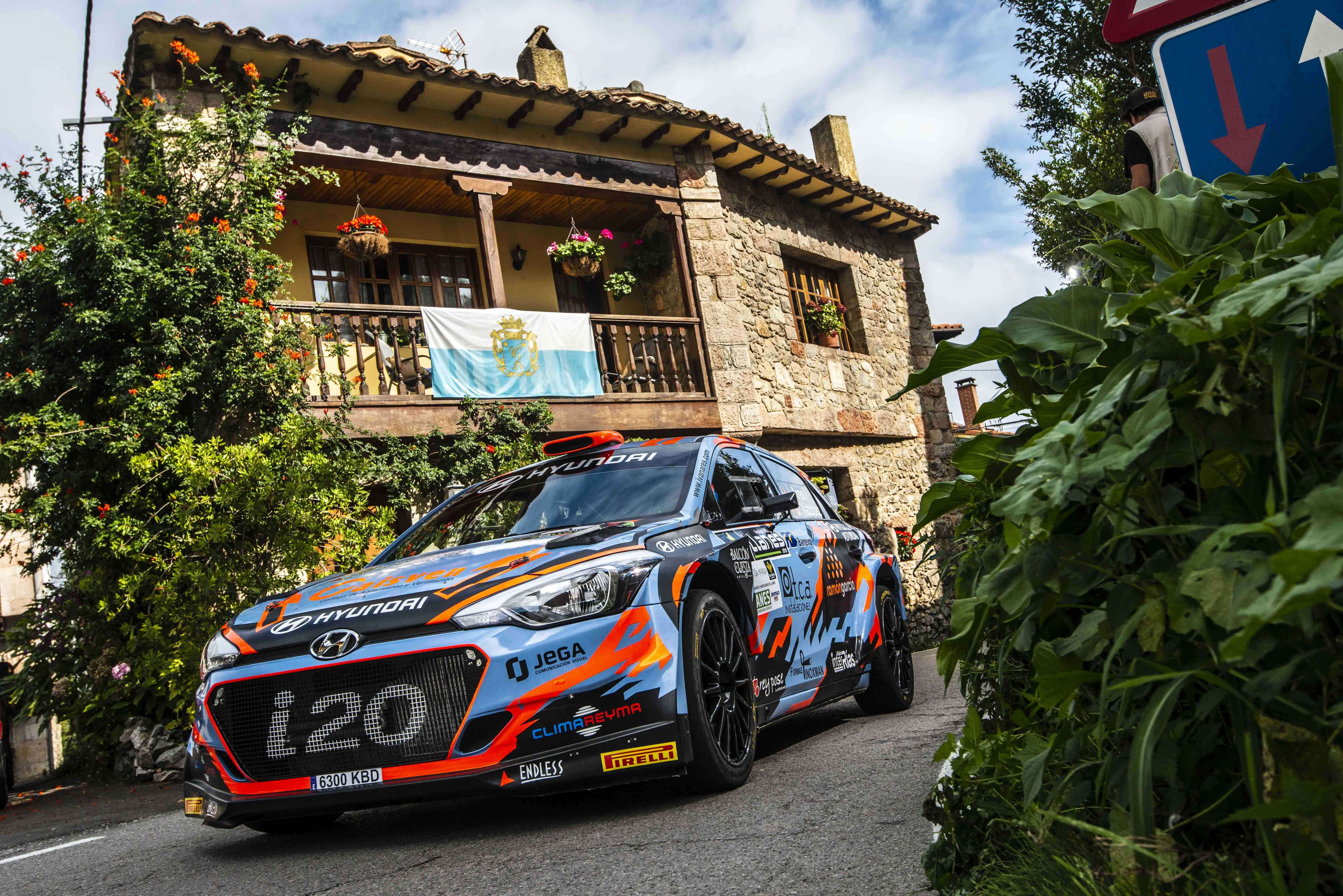 Ivan Ares - Rallye Villa de Llanes