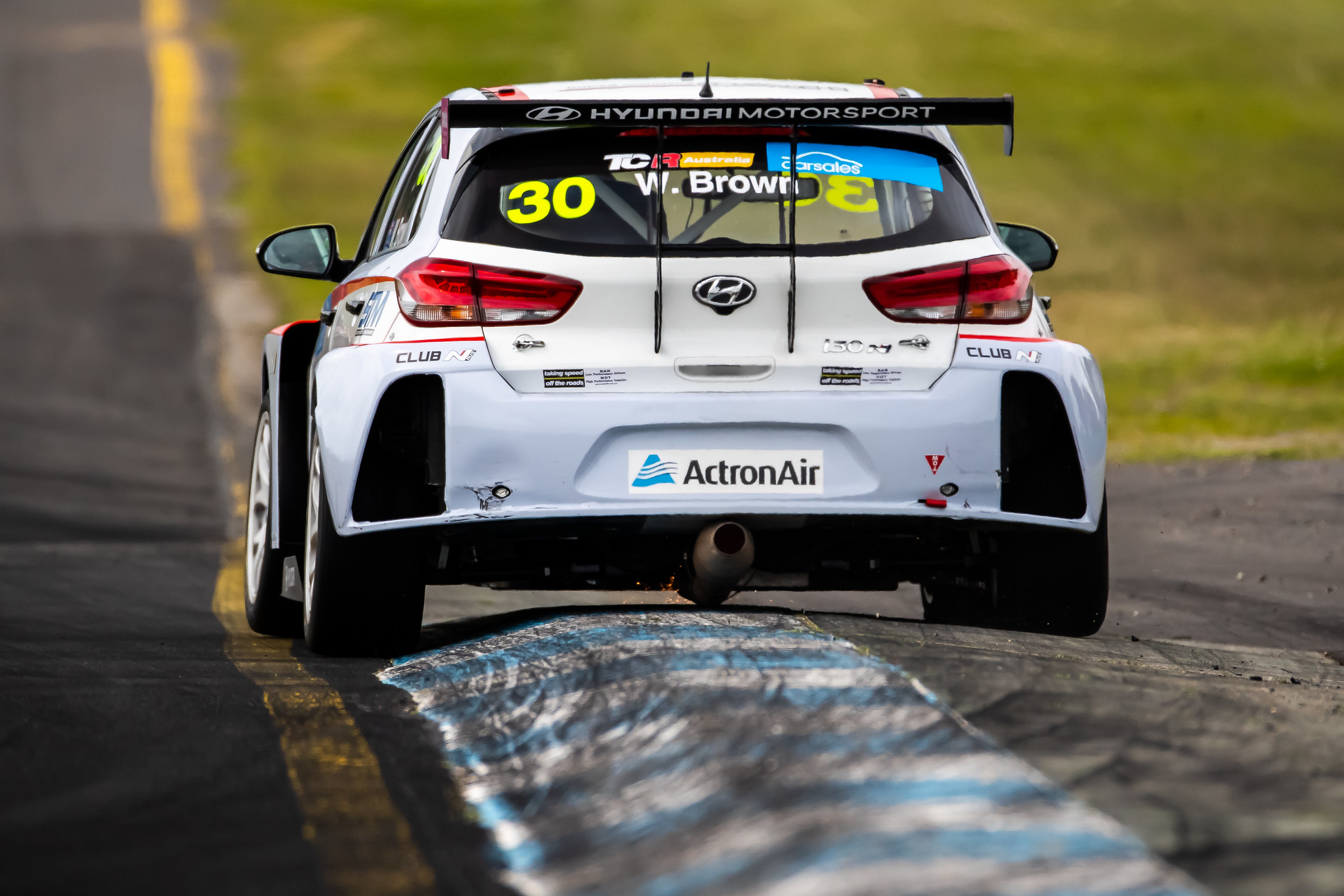 Will Brown - TCR Australia