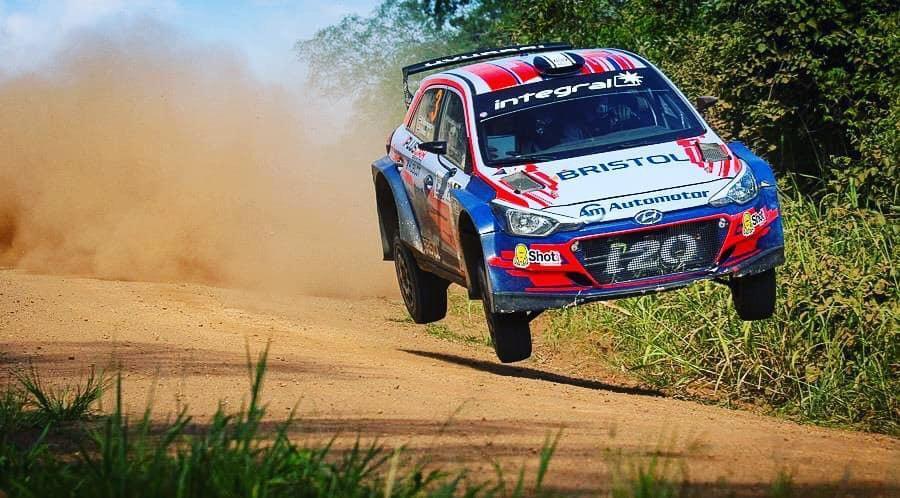 Diego Dominguez - i20 R5 - Rally de la Tierra Colorada