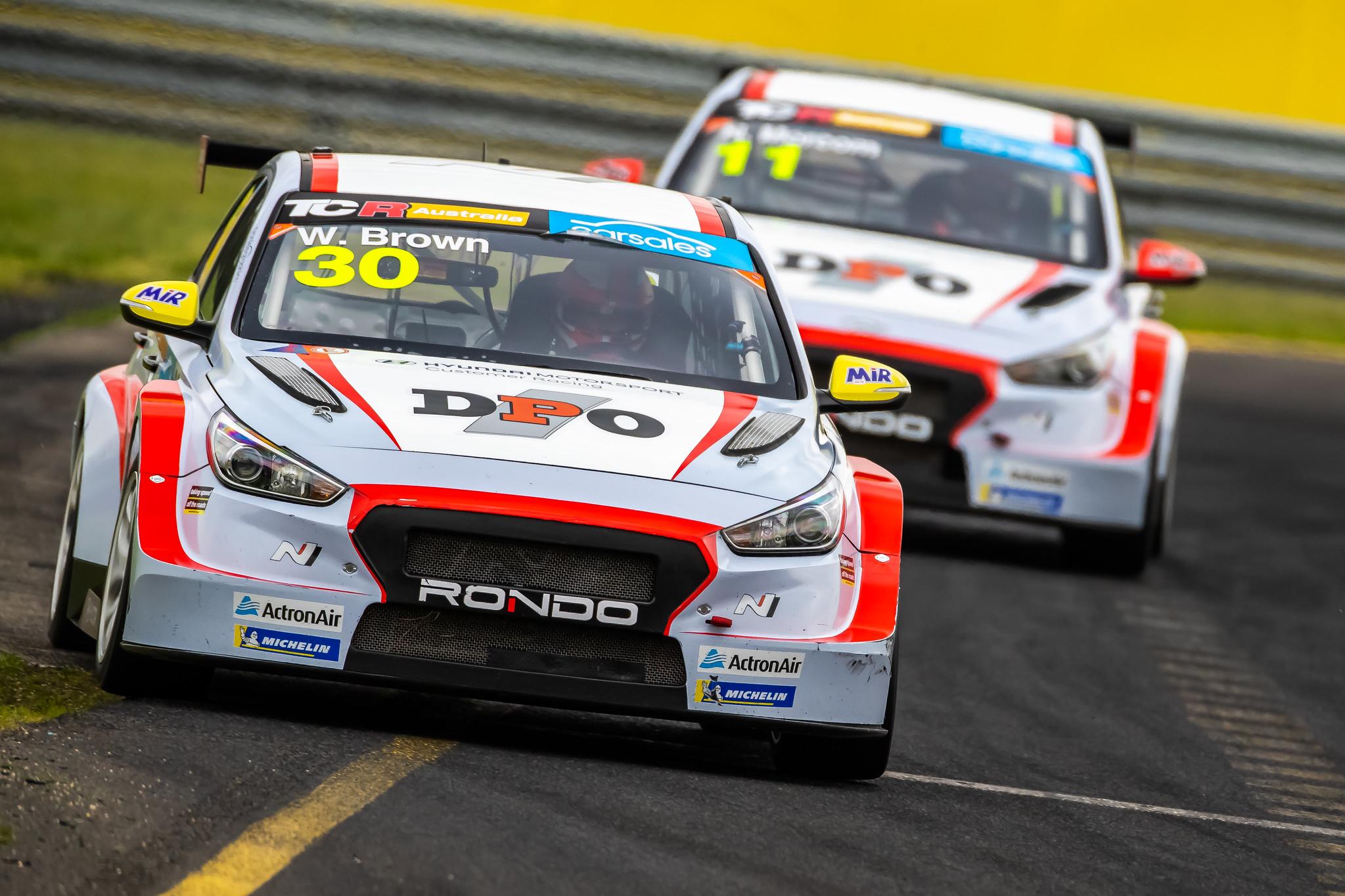 HMO Customer Racing - TCR Australia