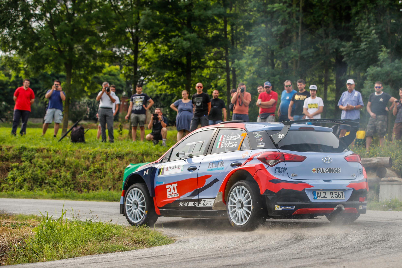 Umberto Scandola - Rally di Alba (Photo: Luca Riva Studio)