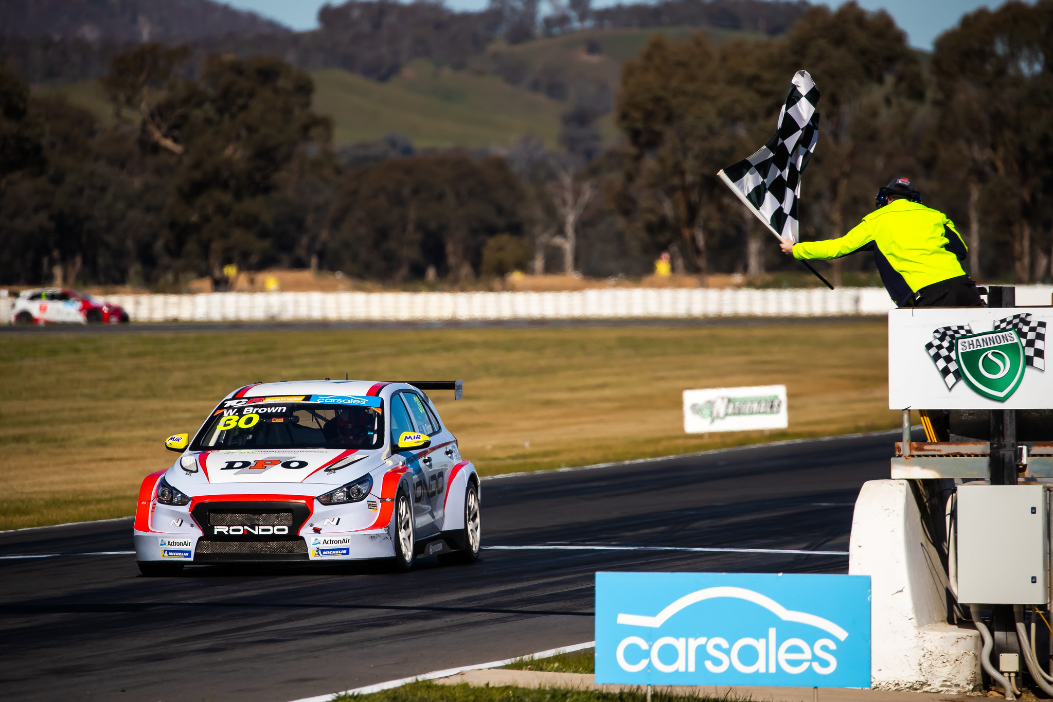 Will Brown - TCR Australia - Winton Motor Raceway