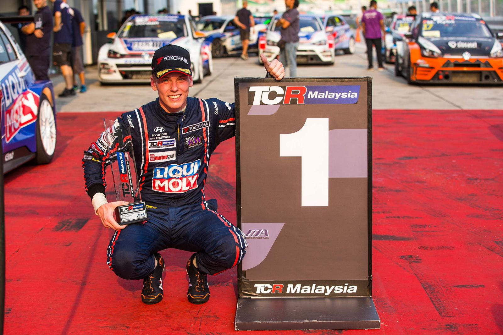 Luca Engstler - TCR Malaysia