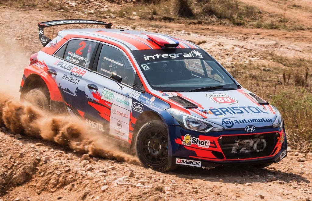 Diego Dominguez - Rally de Acosta Nu