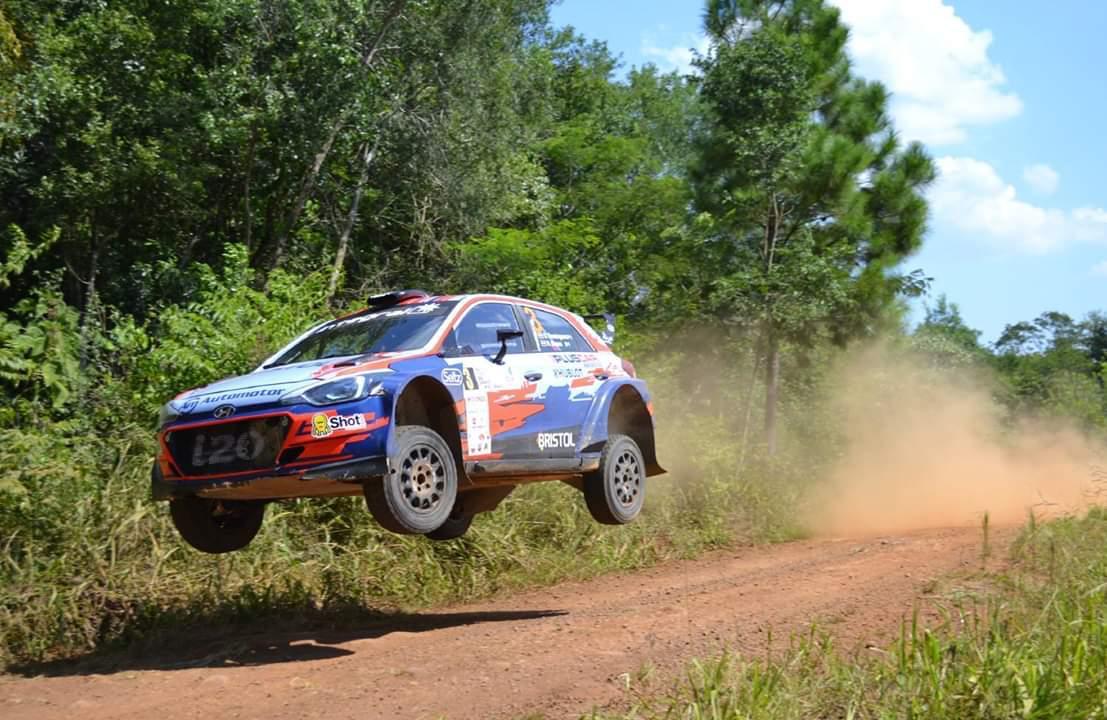 Diego Domingues - i20 R5 - Rally de la Tierra Colorada