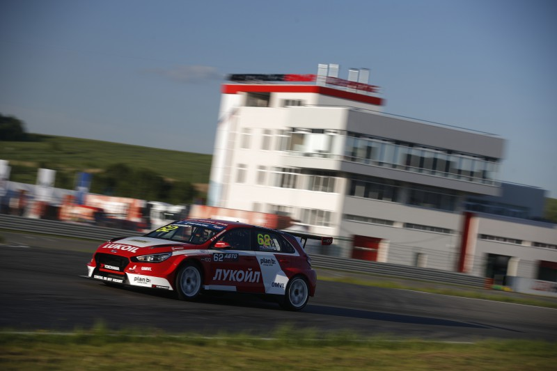 Ivan Lukashevich - TCR Russia - NRing