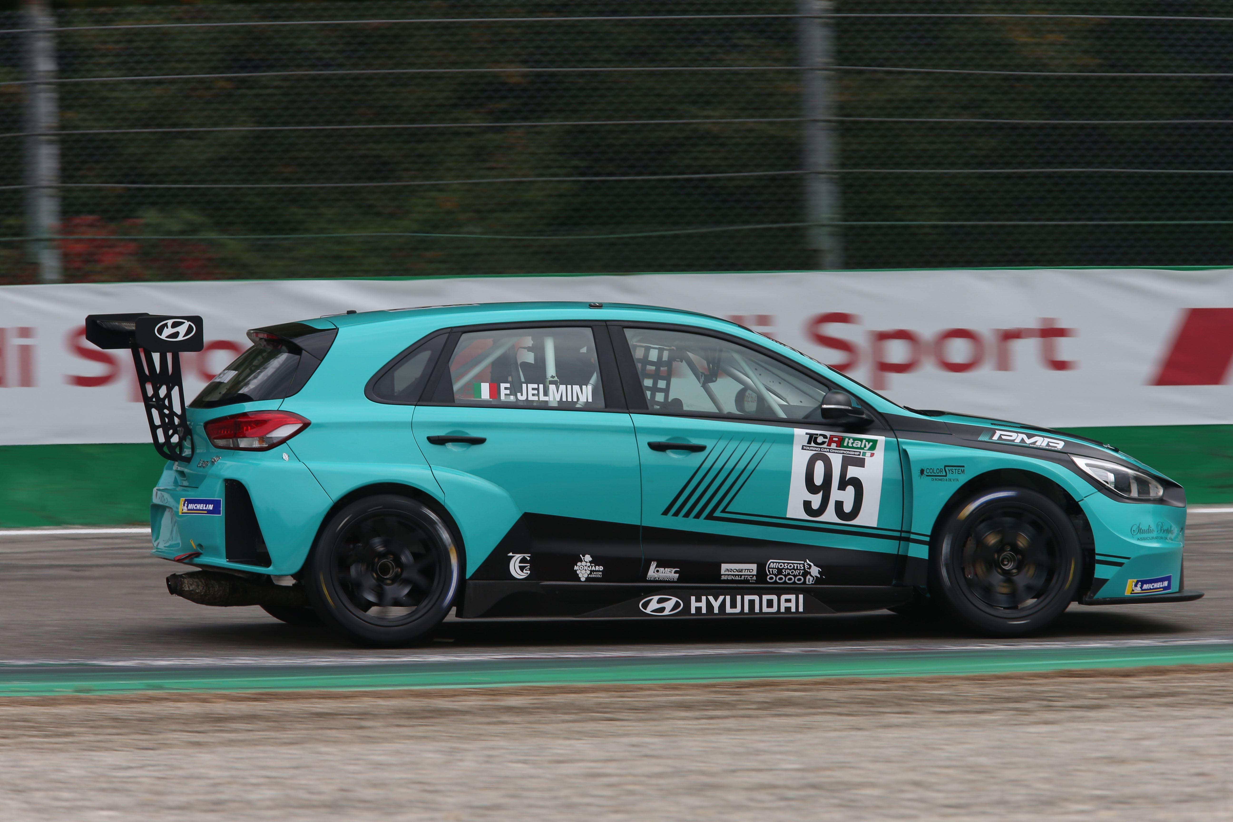 Felice Jelmini - Monza - i30 N TCR