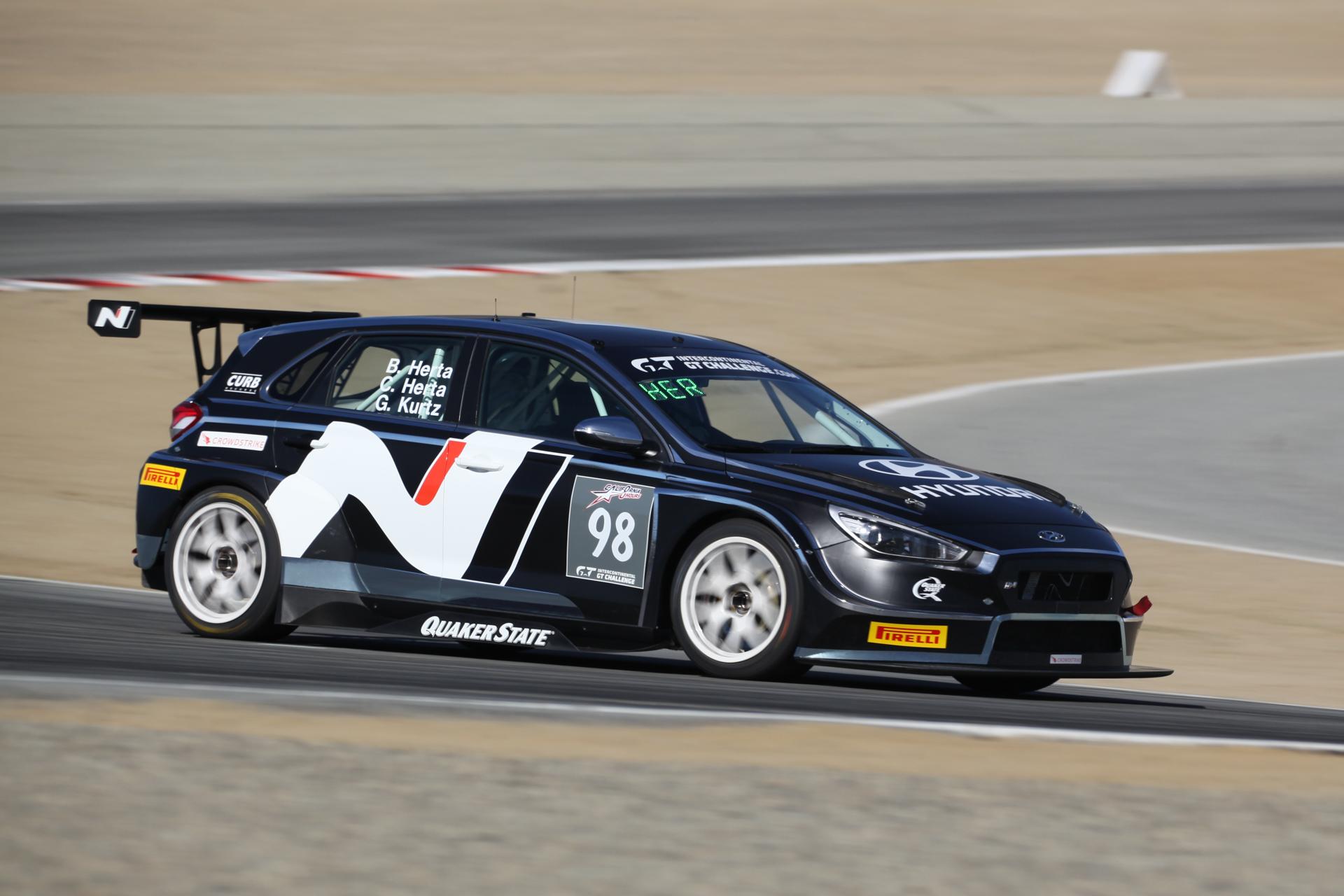 Bryan Herta Autosport - California 8 Hours