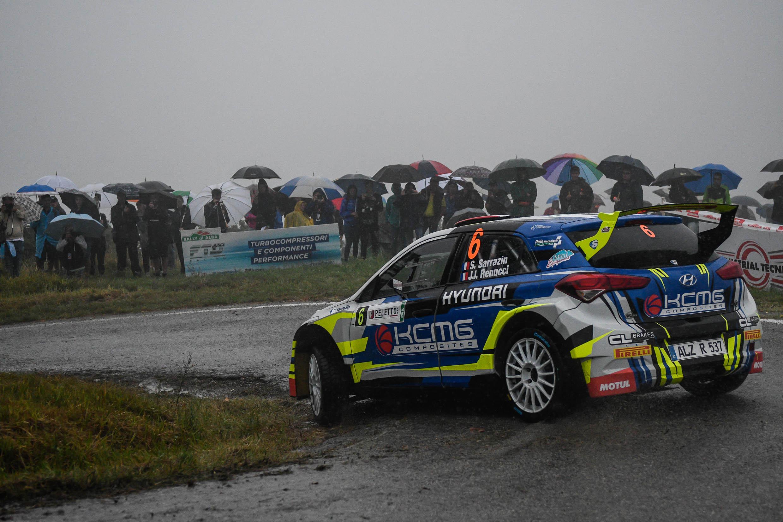 Stephane Sarrazin - Rally di Alba (Photo: Luca Riva Studio)