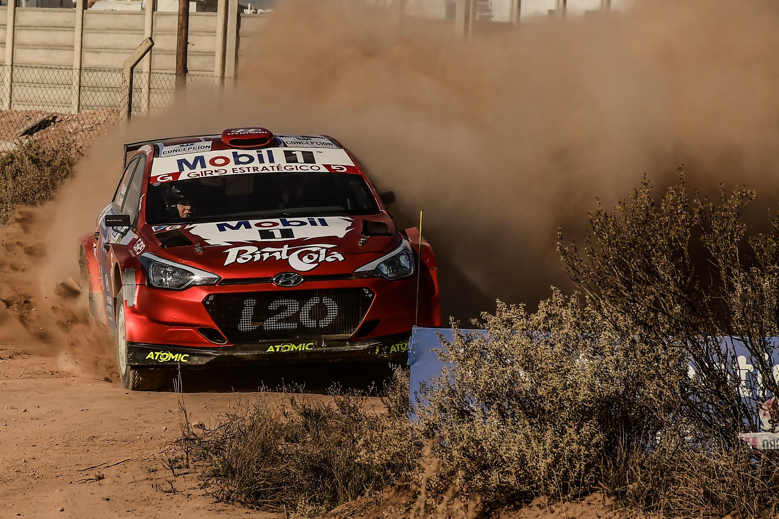 Martin Scuncio - Rally de Neuquen