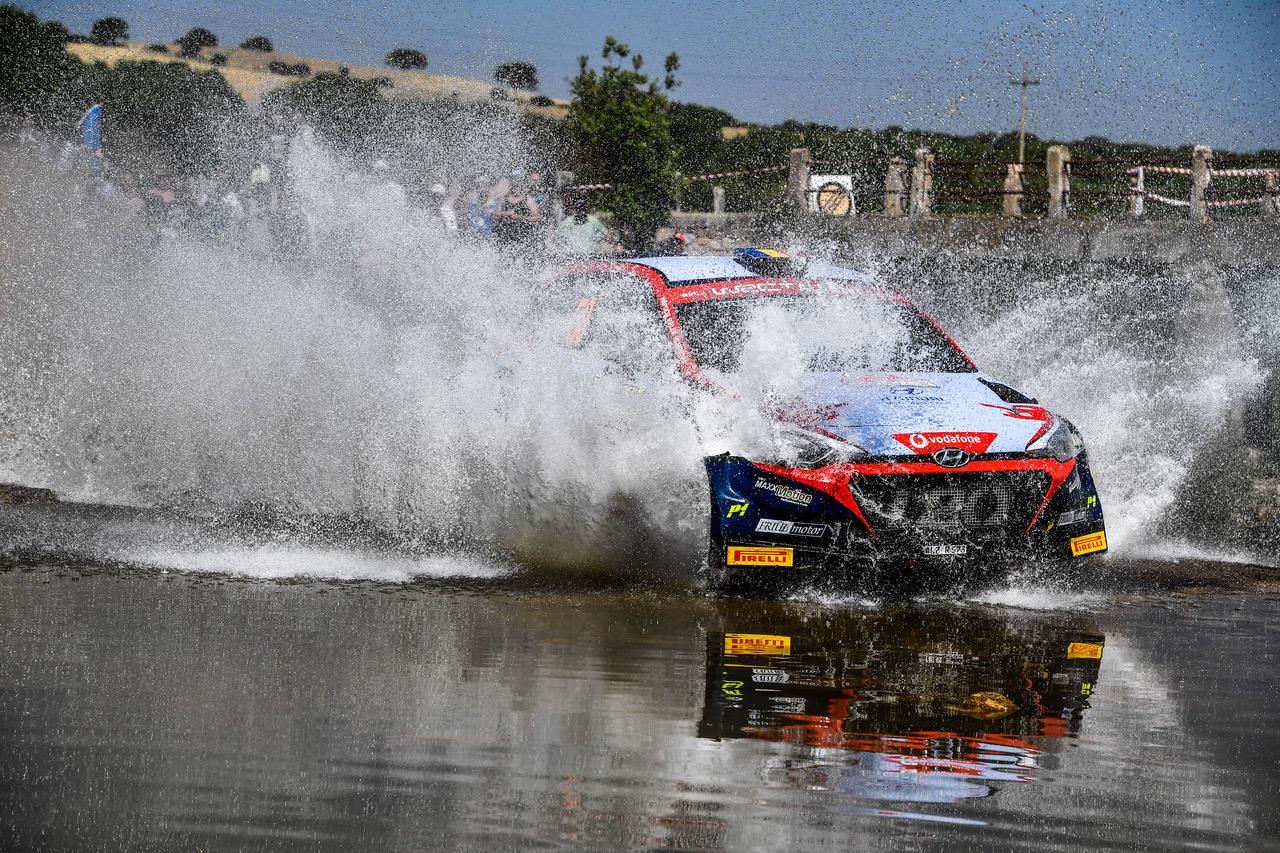 Simone Tempestini - Rally Italia Sardegna