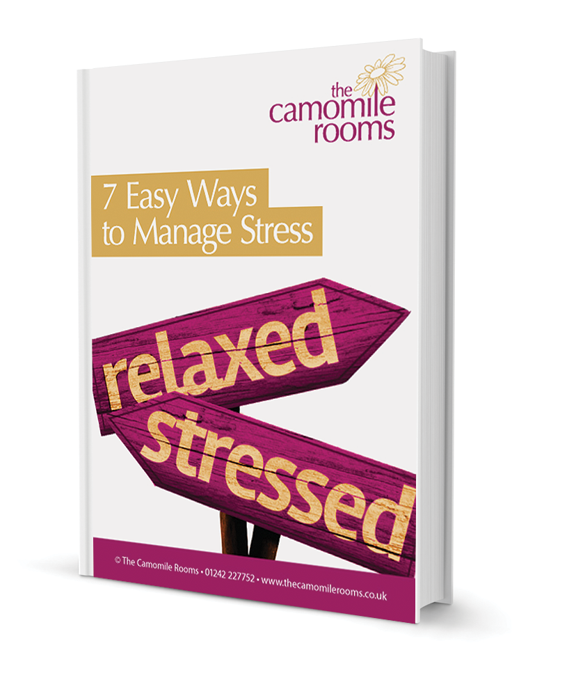 The Camomile Rooms | 7 Easy Ways To Manage Stress