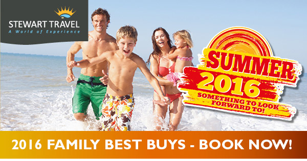 Great Family Deals for Summer 2016