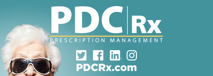 PDCRx February Email Header