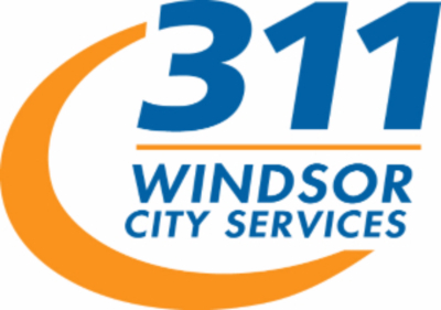 Photo of 311 logo