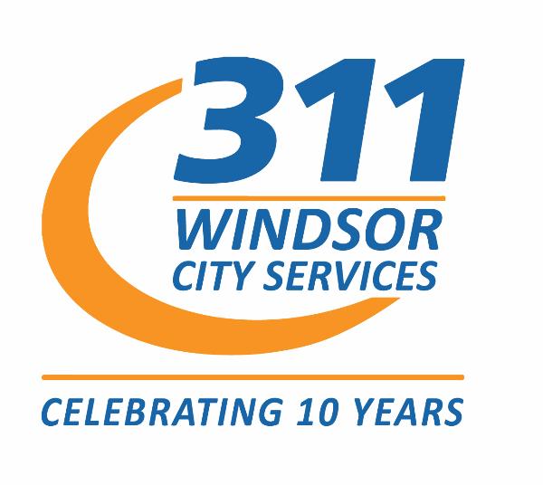 Photo of 311 logo