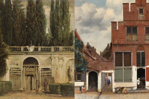 Claves: Velázquez, Rembrandt, Vermeer. Miradas afines