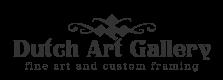 Dutch Art Gallery | Fine Art and Custom Framing