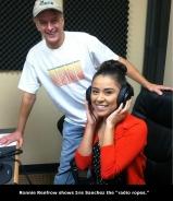 Ronnie Renfrow with Iris Sanchez