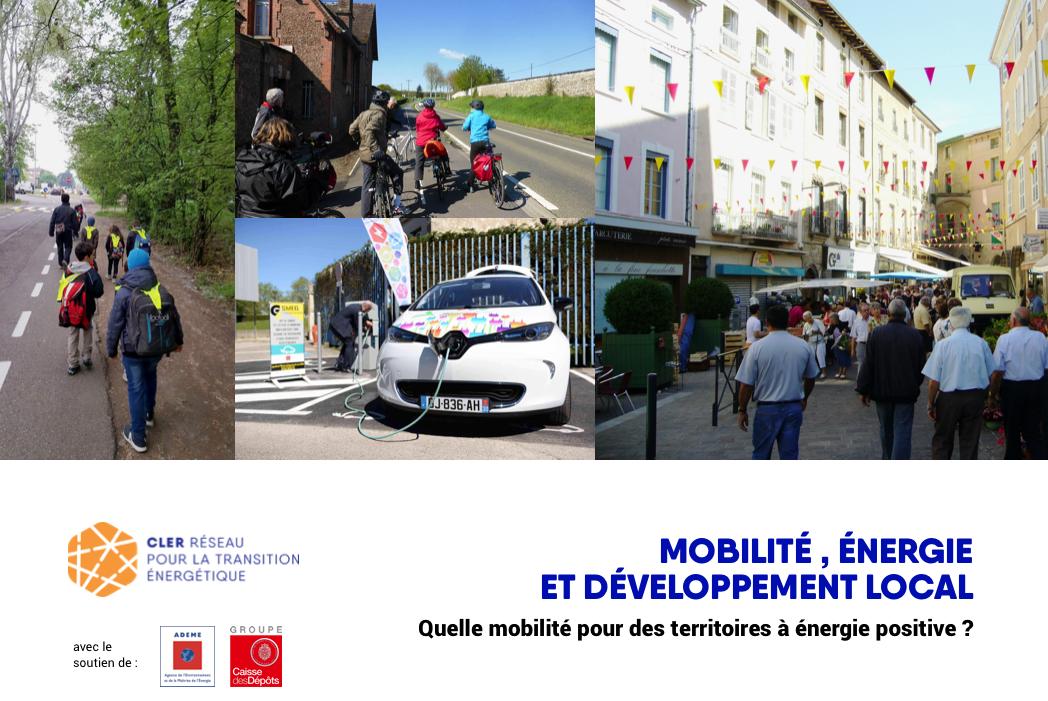 Publication Mobilité, énergie et développement local