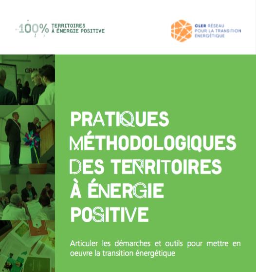 """Rapport """"Pratiques méthodologiques des territoires à énergie positive"""""""