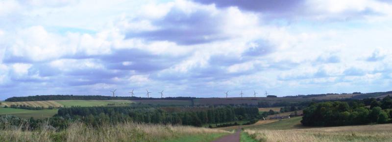 Eoliennes de Santerre : une autre façon d'impliquer les particuliers dans la transition énergétique