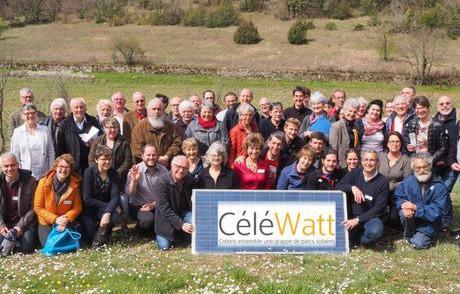 Des parcs solaires au sol citoyens soutenus par les acteurs locaux