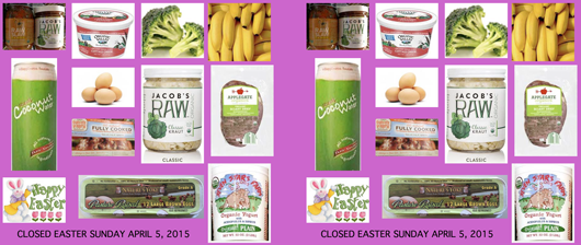 JUST IN4-3-2015 From Alberts Organics