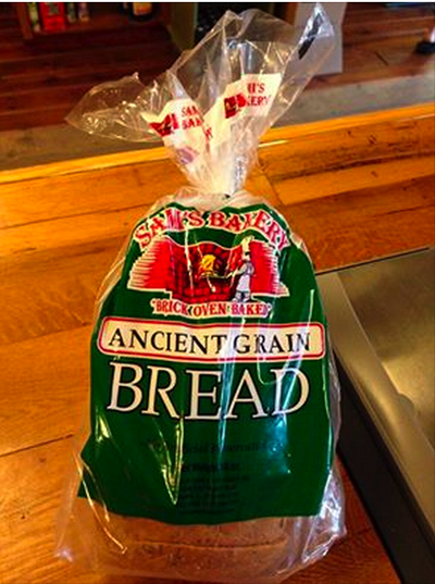 Ancient Grains Bread - New Product