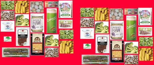 Just delivered 3-13-2015 from Alber's Organics
