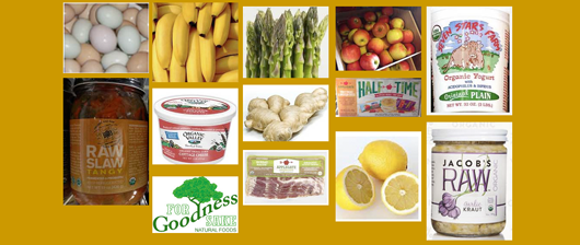 Just Delivered 3-6-2015 From Alberts Organics