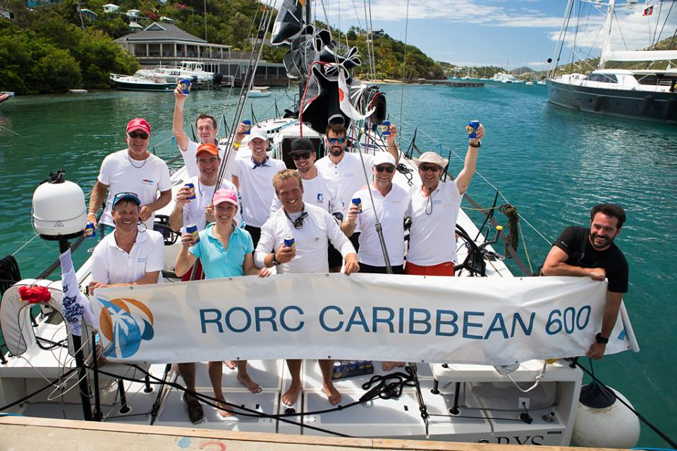 RORC 600 Caribbean