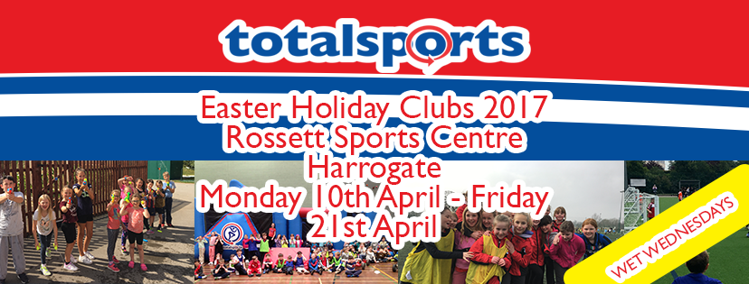 Easter Holiday Clubs 2017