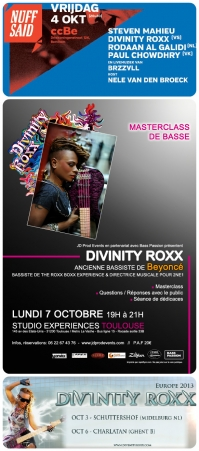 EUROPE: LETS ROXX! - Divinity