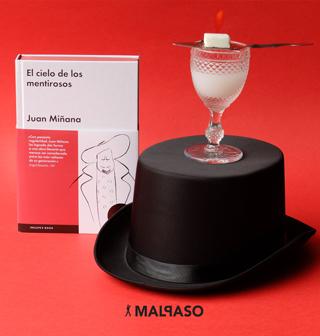 El cielo de los mentirosos, de Juan Miñana