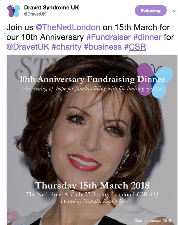 Dravet Syndrome Fundraiser
