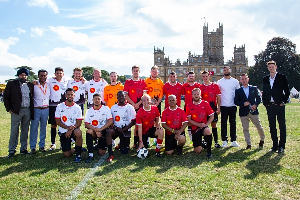 Heroes at Highclere Sepsis Trust