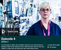 BBC2 Hospital Documentary