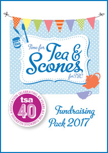Tea & Scones Fundraising Pack
