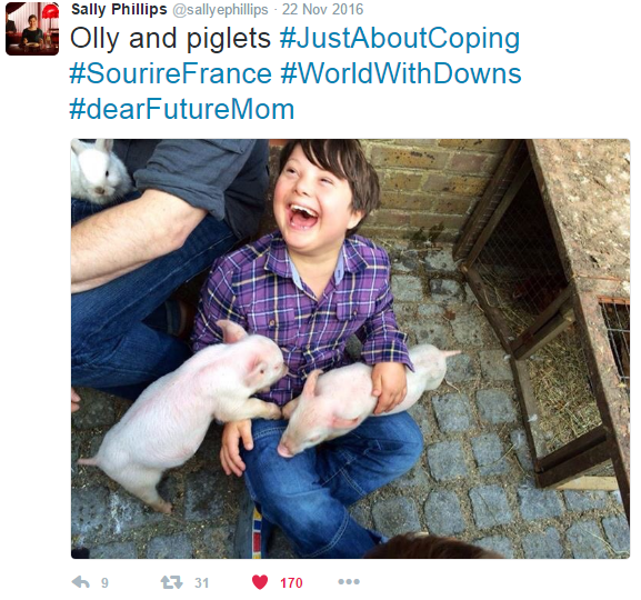 #JustAboutCoping