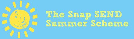 The Snap Summer Scheme Banner