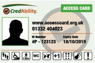 Access Card Image