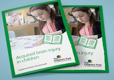 Photo of book: Acquired Brain Injury in Children