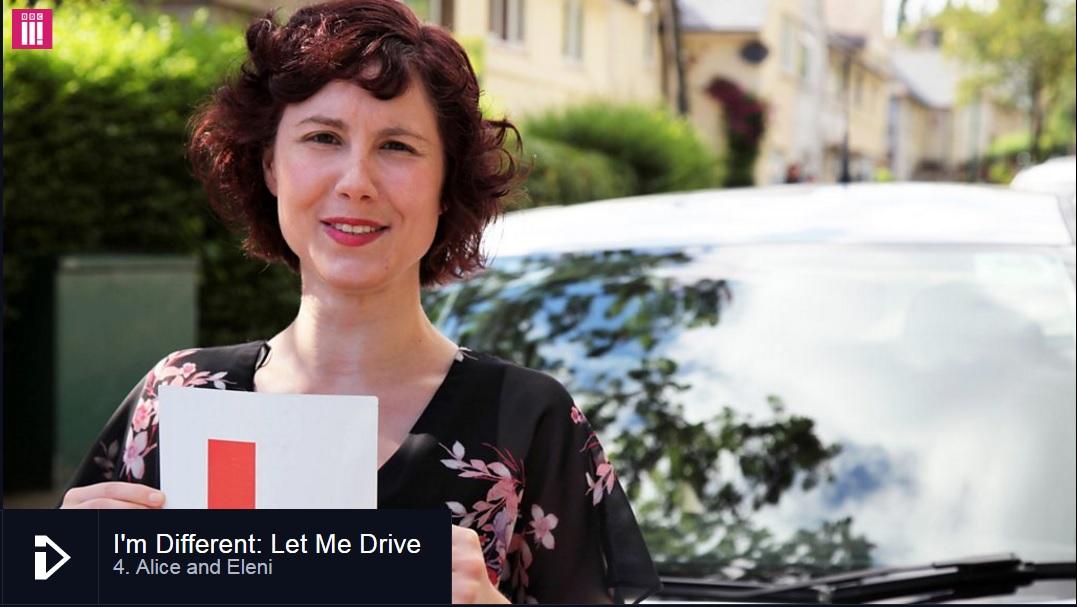 I'm Different: Let Me Drive BBC3
