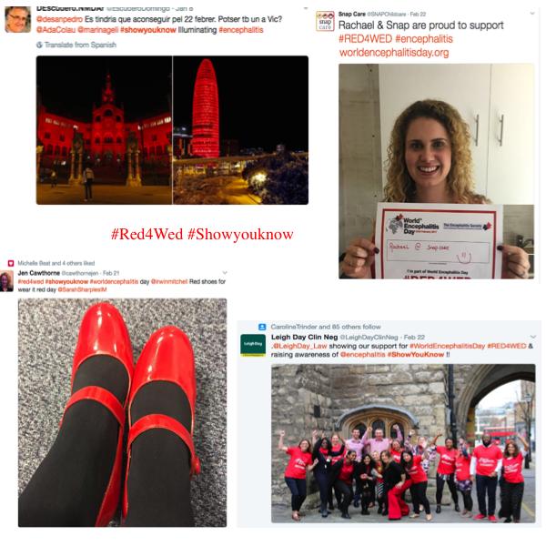 Tweets for World Encephalitis Day