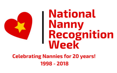 National Nanny Recognition Week Logo
