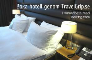 Boka hotell hos TravelGrip