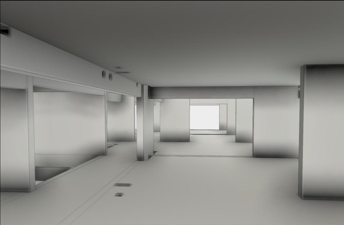 Vitrali Moema - Modelo 3D